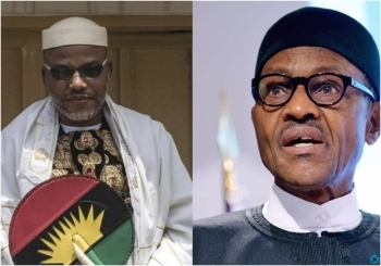 Biafra: Produce Nnamdi Kanu in court or else there will be doom – MASSOB tells FG